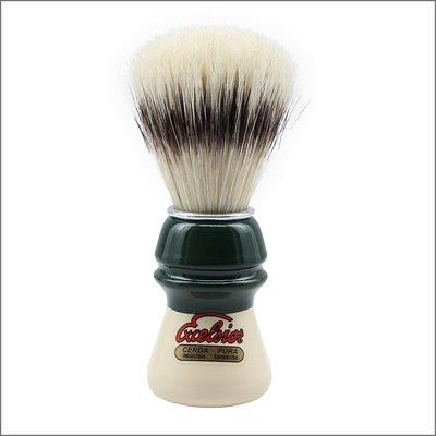 葡萄牙 Semogue 1305 Pure Bristle Shaving Brush 高級純豬鬃 刮鬍刷 手工製