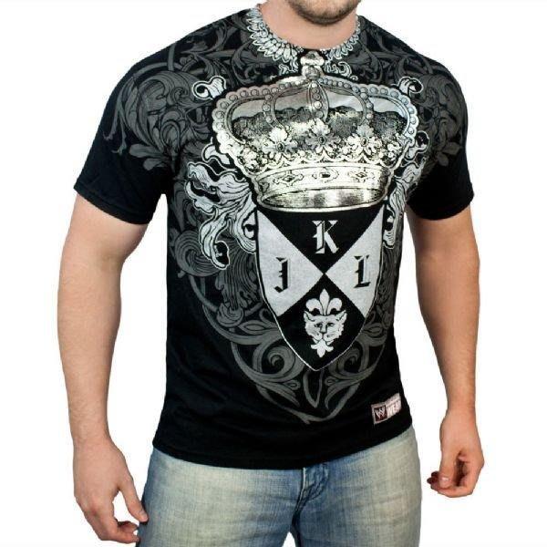 ☆阿Su倉庫☆WWE摔角 Jerry Lawler King Me T-Shirt KING華麗風經典款 熱賣特價中