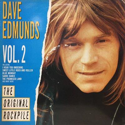 §小宋唱片§ 英版/ Dave Edmunds-Vol. 2 The Original Rockpi/二手西洋黑膠
