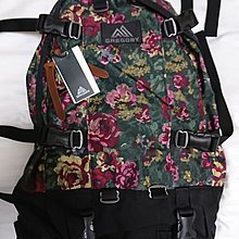 Gregory Backpack floral 花 背囊 brand new 全新 33L from Japan