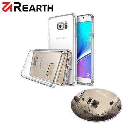 美國REARTH 三星 雙料材質 Note 7/Note 5/S7/S7 Edge一體成形 防塵塞款 保護殼套 手機殼套