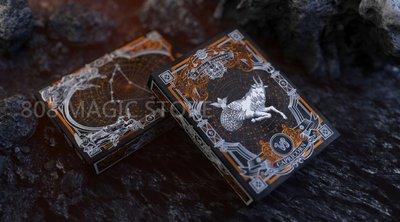 [808 MAGIC]魔術道具 808 星座牌 魔羯座 Zodiac Portents Playing Card