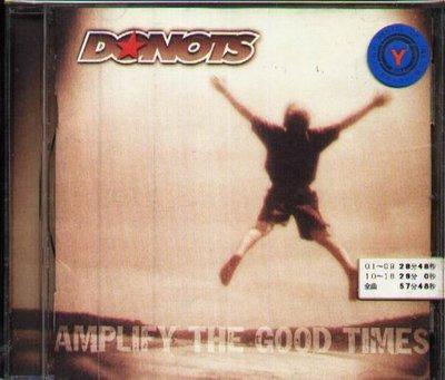 八八 - Donots - Amplify Good Times - 日版+2BONUS
