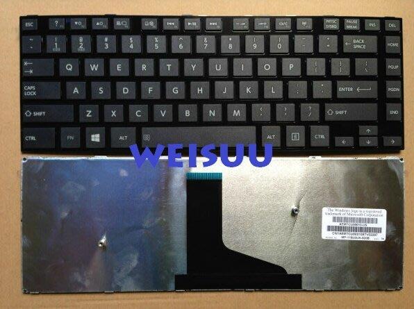 {偉斯科技}TOSHIBA L40D-A C40-A C40D C40 S40-A C45 C45T 適用鍵盤