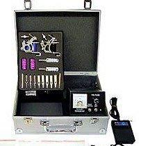 40項贈品 升級送光碟 雙調電源 yahoo 拍賣商店最便宜 紋身 刺青機 雙機套裝 TATTOO省錢 {帥ㄍ寶&小鋪}