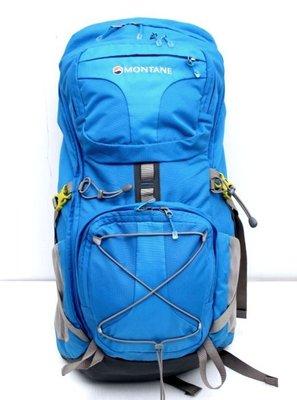 英國Montane 40 Litre 網背輕量透氣背包