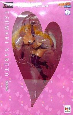 日本正版 MH G.E.M. GEM NARUTO 火影忍者 漩渦鳴人 色誘術 1/8 模型 公仔 日本代購