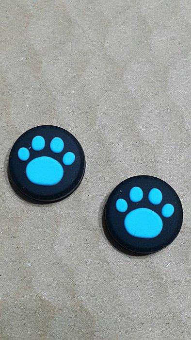 蘑菇頭 JOY-CON 任天堂Switch 貓爪蘑菇頭 任天堂 Switch 黑藍 .黑白 貓爪類比搖桿套土城可面交