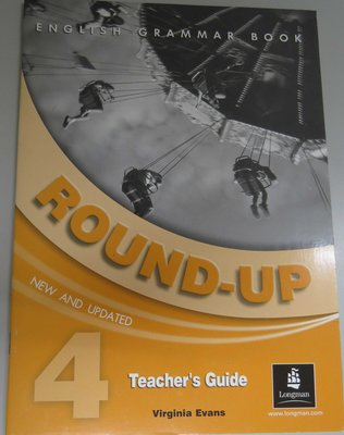 文法 Round-Up: English Grammar Practice《4》New & Updated  教師手冊
