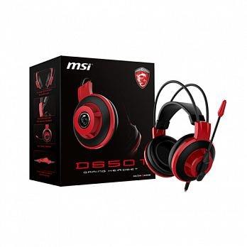 MSI DS501 玩家級 電競耳機 耳機麥克風 新北市