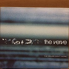 "CD The Verve The Drugs Don't Work 5"" EP (UK)"