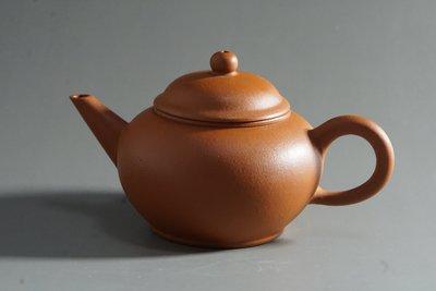 {實用壺} 紫砂 茶壺 舊紅泥壺 150cc