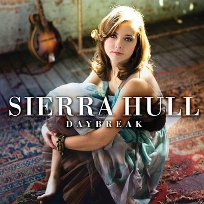 音樂居士*節奏清爽的藍草鄉村音樂 Sierra Hull - Daybreak*CD專輯