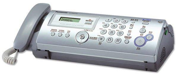 【101-3C數位館】國際牌 Panasonic 輕巧型普通紙傳真機 KX-FP207TW /FP207  2年保固
