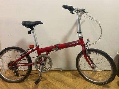 折疊腳踏車DAHON
