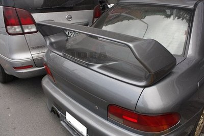 泰山美研社3654 SUBARU IMPREZA GC8 WRC 尾翼 1993-2001