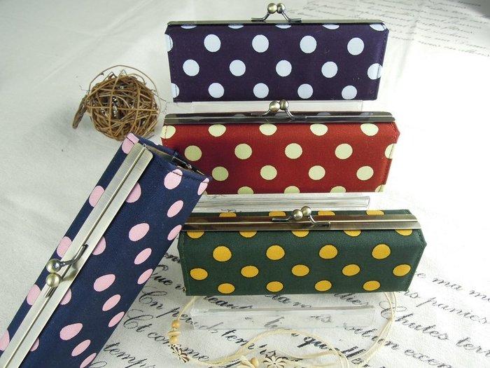 【Shizuka&You日本商品】點點眼鏡盒 筆盒