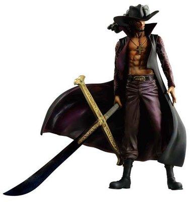 海賊王 一番賞 巔峰的極意者們 A賞 世界第一的大劍豪 鷹眼 喬拉可爾.密佛格