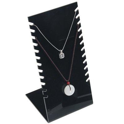 hello小店-亞克力吊墜架項鏈手鏈展示架首飾架子珠寶飾品展示道具#飾品架#展示道具#