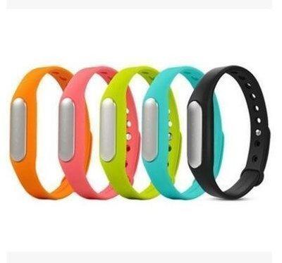小米光感版手環 小米手環1s計步防水智慧喚醒 監測心率藍牙手環#1043