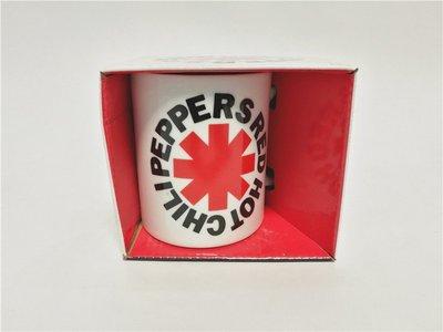 (質優-滿減活動)美國紅辣椒樂隊馬克杯重金屬搖滾音樂收藏紀念陶瓷杯Red Hot