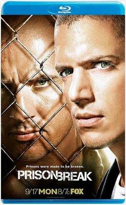 【藍光電影】越獄   第三季  Prison Break S03 (2007)   共4碟