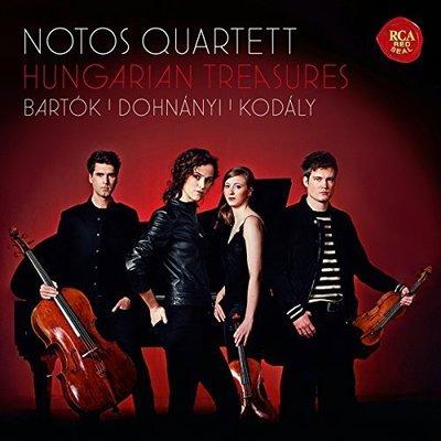 【優惠】匈牙利寶藏 - 巴爾托克、杜南尼、高大宜弦樂四重奏作品/南風四重奏團---88985411882
