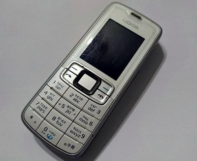 ☆手機寶藏點☆NOKIA 3110 classic《全新旅充+全新原廠電池》所有功能正常 歡迎貨到付款