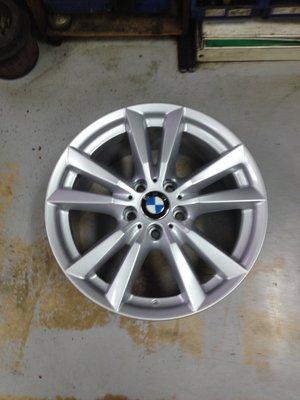BMW,X5鋁圈18吋原廠落地鋁圈