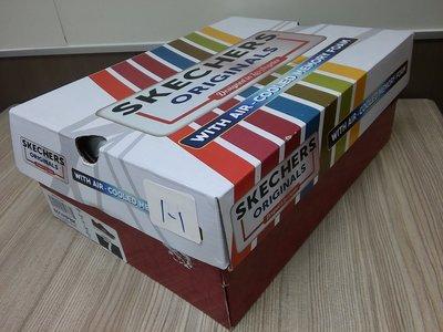1318] Sketchers #7 Originals with air-cooled memory foam鞋盒包裝