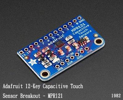 ~德源科技~r  12~Key Capacitive Touch Sensor Breakout ~ MPR121