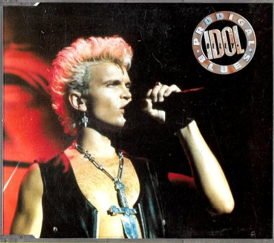 Billy Idol / Prodigal Blues(單曲)
