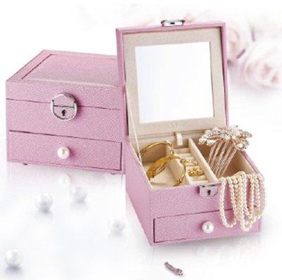 【Q寶媽】2019母親節 Whoo 后 粉色首飾收納盒 台灣專櫃貨