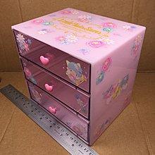Sanrio Little Twin Stars 三層小櫃桶 706442
