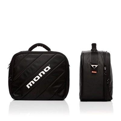 《民風樂府》MONO 新款 專業踏板袋 雙踏 單踏 都可放 軍規等級保護 防潑水 全新到貨 M80-DP-BLK