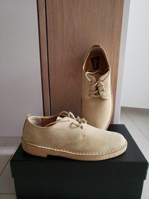 Clarks Originals Suede Shoes