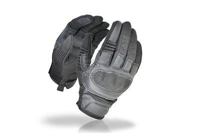 [01] S60 彈簧指 戰術手套 黑 ( 手機螢幕射擊生存遊戲防滑重機機車單車腳踏車工作防風健身防曬賽車重訓登山戶外