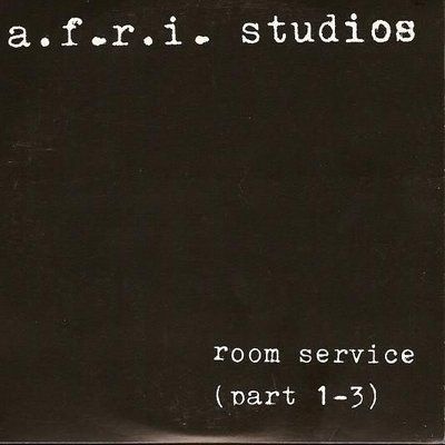 [狗肉貓]_A.F.R.I. Studios_Room Service (Part 1-3) _ LP 7