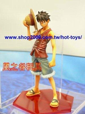 海賊王 景品 DX Figure D的稱號 VOL.1 魯夫 日金証
