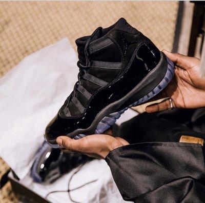 9全新 AIr Jordan 11 Retro High Cap and Gown 378037 005 台灣公司貨