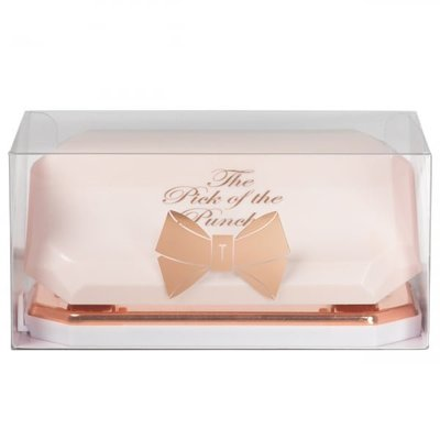 Ted Baker London - Diamond Hole Punch Nude & Rose Gold - T0303