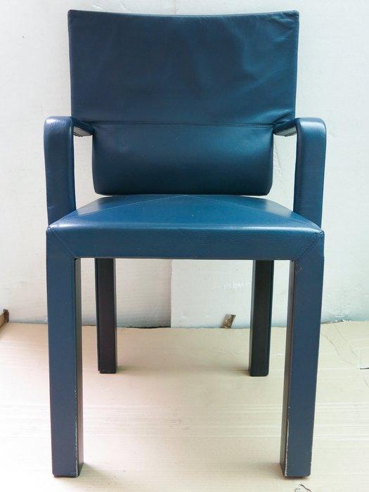 B&B ITALIA Arcadi 經典單椅(義大利正品)