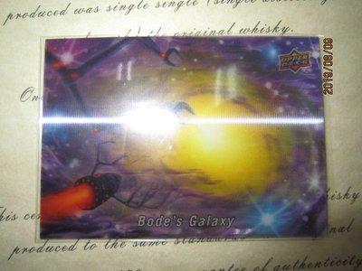 新賣家~BODE'S GALAXY~波德星系~3D卡~WONDERS of the UNIVERSE~U-19~無限量~