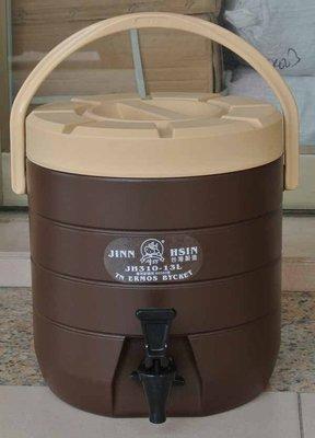 ☆優達團購☆牛88 保溫冰桶 冷熱保溫桶 保冰保熱 手提冰桶 飲料桶 茶桶 冰桶 營業用 13L 16入13400元