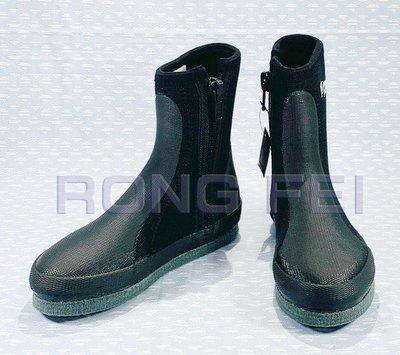 RongFei 5mm耐磨布防滑鞋 台灣製造 釣魚鞋 溯溪鞋 潛水鞋 浮潛鞋 廠家直賣 另售:磯釣鞋 救生衣