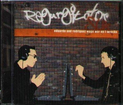 八八 - Regurgitator - Eduardo and Rodriguez Wage War on T