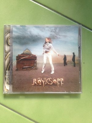 (下標即結標) Royksopp-The Understanding