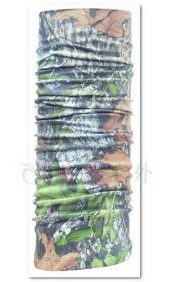 【BUFF】BF108335 西班牙 枯木樹葉 橡樹迷彩 WINDSTOPPER 防風頭巾保暖系列魔術頭巾 新北市