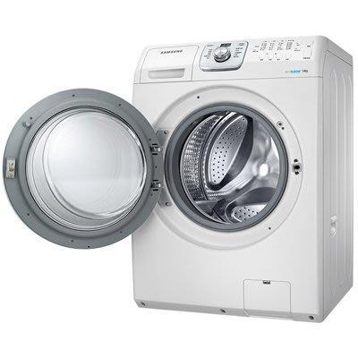 SAMSUNG 三星 《WF14F5K3AVW》 14公斤 魔力泡泡淨系列 槽洗淨 變頻滾筒式洗衣機