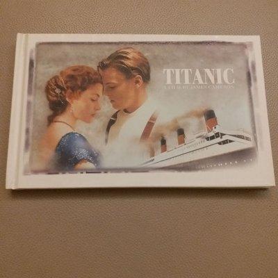 Titanic 電影圖冊 鐵達尼號 李奧納多 凱特溫絲蕾